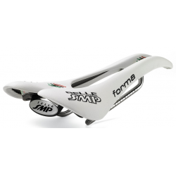 Sella Road/MTB Selle SMP Forma bianco 273 x 137 mm, 230 gr.