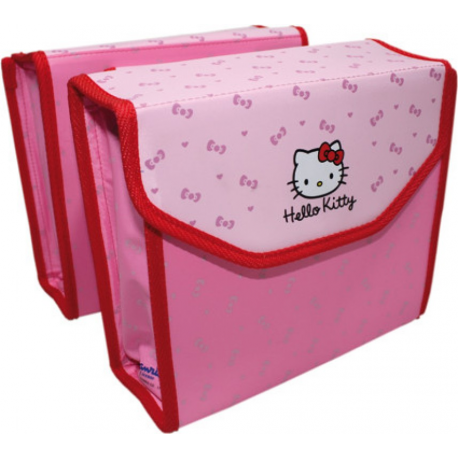 Bike Fashion Borsa Doppia Hello Kitty