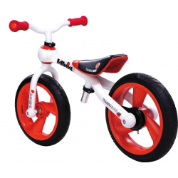 "JD Bug Training Bike 12"" TC09 rosso/blu/arancione"