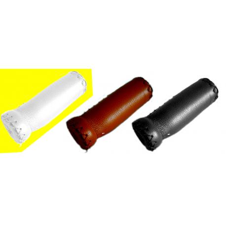 Manopole in Pelle Disponibili in più Colori