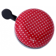 Ding Dong Bell Polka Dot Red