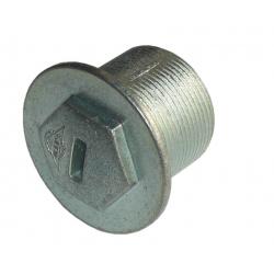 Elemento di fissaggio per carter Hebie, 18 mm