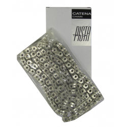 "Catena Miche Pista Unilink 1/2 x 1/8"", 100 anelli,9,65mm"