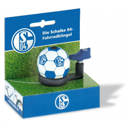 campanello FC Schalke 04 Fanbike