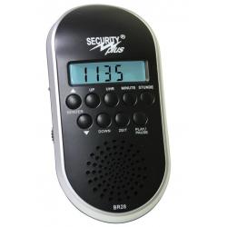 Radio bici con batteria litio e MP3 Player