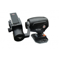Steadycam eGimbal G1 Rollei elettronico nero, per GoPro Hero 4/3/3+
