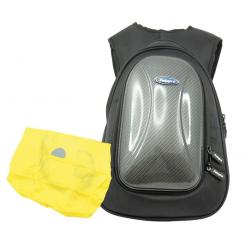 Zaino Turtle Bag per Rollei con cinghia di supporto per il busto, nero
