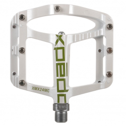 "Pedale Xpedo Spry Bianco, 9/16"", MTB, Freeride"