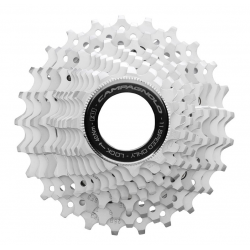Pacco pignoni Record 11 velocità CS15-CH119 11-29 denti,con anello di chiusura