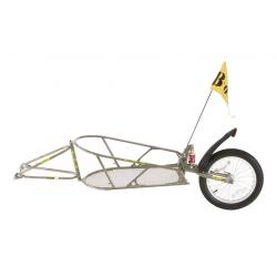 """BOB Ibex carrello ammortizzato per bici 26"""" MTB TR0511"""