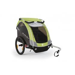 Burley D`Lite carrello bimbi modello 2016, verde