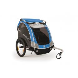 Burley D`Lite carrello bimbi modello 2016, blu