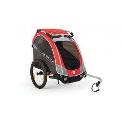 Burley Solo carrello bimbo modello 2016 rosso