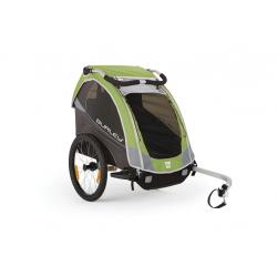 Burley Solo carrello bimbo modello 2016, verde