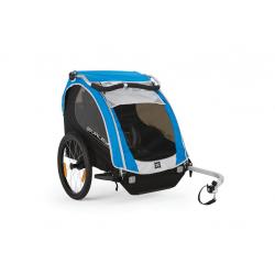 Burley Encore carrello bimbi modello 2016, blu