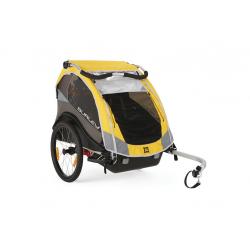Burley Cub carrello bimbi modello 2016, giallo