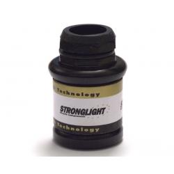 """Serie sterzo Stronglight A9 Steel 1"""" nero, filettatura BSC"""
