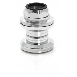 """Serie sterzo XLC Comp HS-S03 1"""", cono 27,0 mm, argento"""