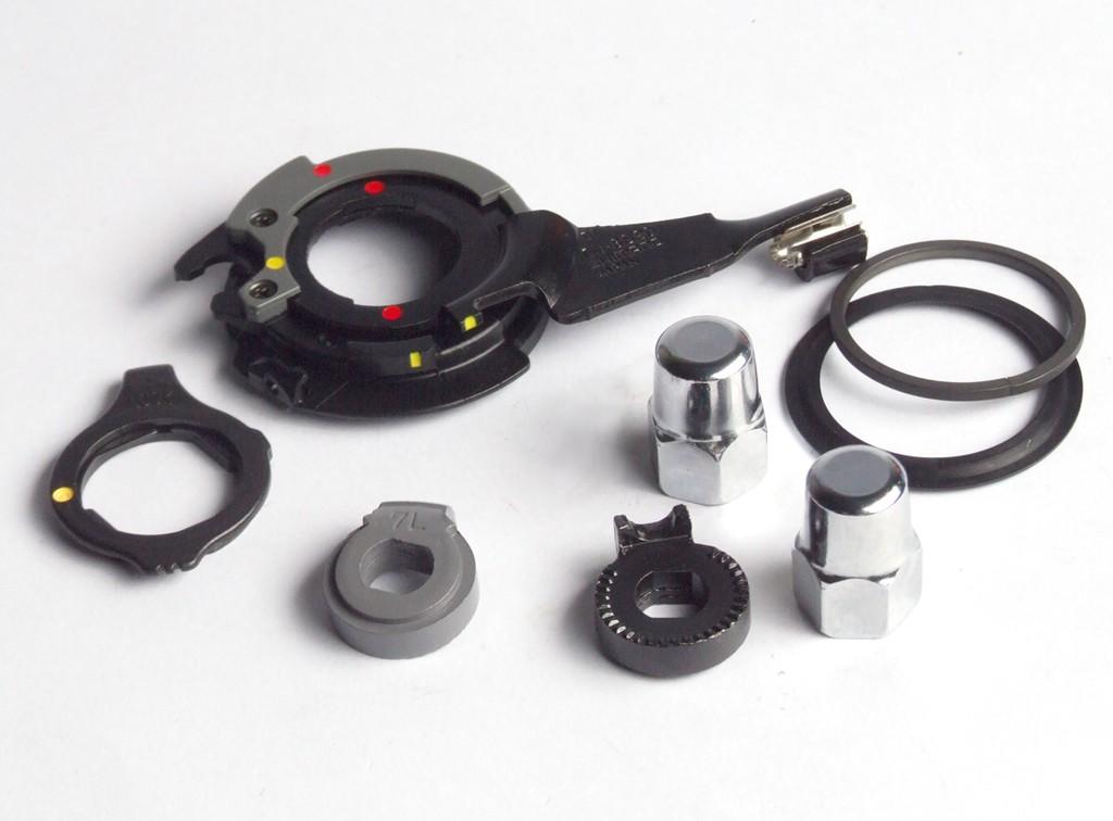 accessori per Nexus 8 cambi,ruota LBSera senza collare/corona dentata