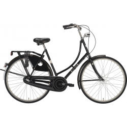 "Bici Olandese 26"" Excelsior Classic ND 3V Shimano Nexus contropedale, nera"