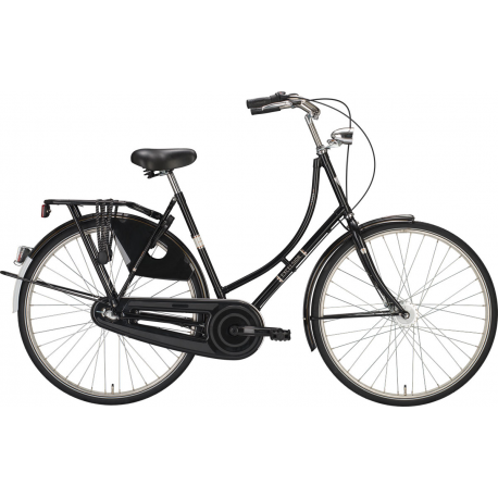 Bici Olandese Excelsior Classic ND 2016, nera