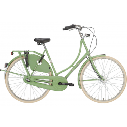 "Excelsior Luxus ND TB 28"" 3V Shimano Nexus contropedale, Pale Green"