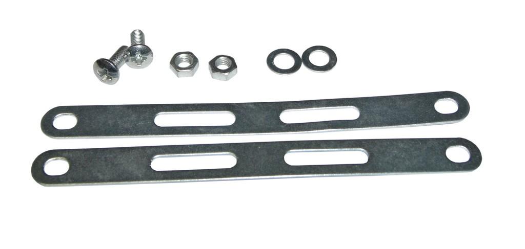 Set di fissaggio per portaborracce, 28 mm