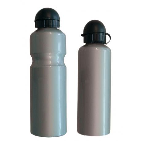Borraccia in alluminiointernamente rivestito, 0,75 l, colore argento