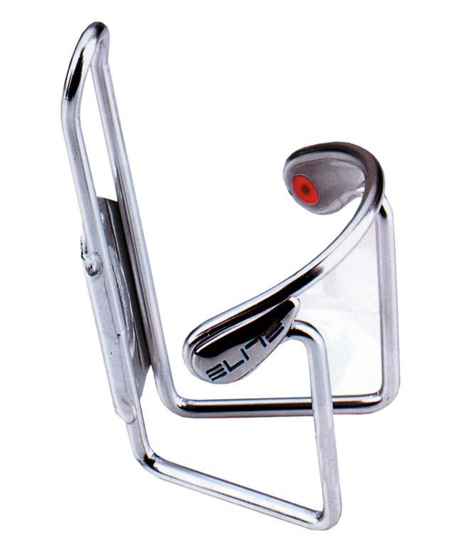 Portaborraccia Elite Ciussi gel, colore argento