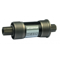 Movimento centrale SR Suntour BB-XCM Hexon 111mm, 68/68E/73 M10