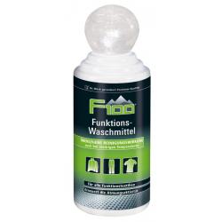 Detergente funzionale F100 500ml,bottiglia in plast.c.sfera di lav.