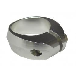 Anello d.serraggio p.sella Thomson Alu 34,9 mm, argento