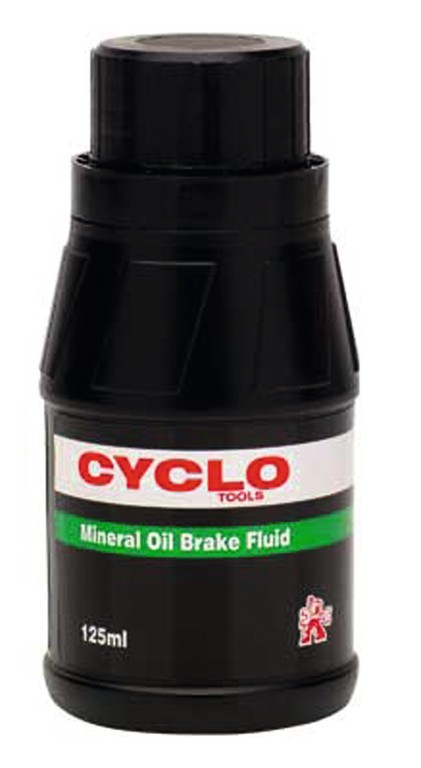 Cyclo Tools mineral Oil Brake Fluid