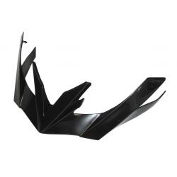 Visiera per casco Alpina Panoma Nera lucida