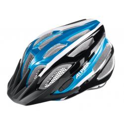 Casco da bici Alpina FB Junior 2.0 nero/blu/bianco Tg.50-55cm