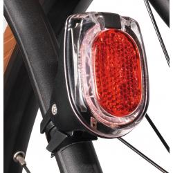 Fanale posteriore b&m Secula con luce posizione, per montanti