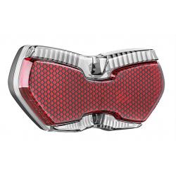 Fanale posteriore b&m Toplight View brake plus Luce di posizione e luce freno, 50/80 mm