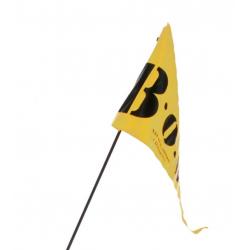 Bandierina gialla per rimorchi BOB