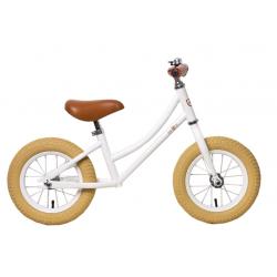 """Bici propedeutica RebelKidz Air Classic Unisex 12,5"""", acciaio, Classic bianco"""