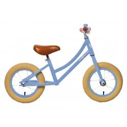 """Bici propedeutica RebelKidz Air Classic Unisex 12,5"""", acciaio, Classic azzurro"""