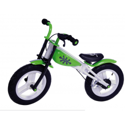 "Bici propedeutica JDBug Billy 12"", verde"
