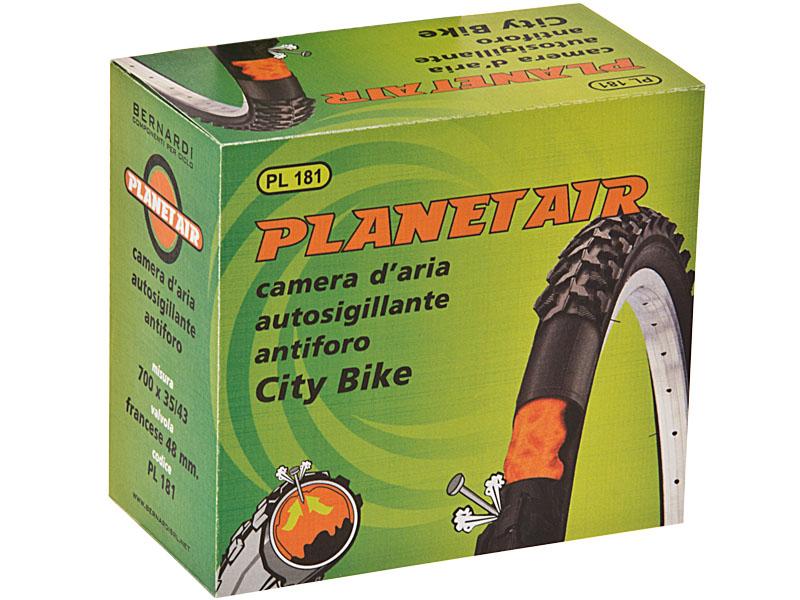 Camera d'aria autosigillante antiforo 27.5 MTB Planet Air