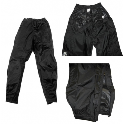 Hock Pantalone Paravento Impermeabile 'Rain Guard Zipp', taglia L