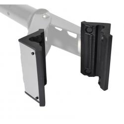 Supporto di ricambio in gomma XLC per cavalletto di montaggio TO-X03, 2 pezzi