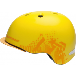 Casco Cratoni C-Reel+ (BMX) taglia M/L (57-61cm) giallo opaco