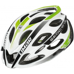 Casco da bici Limar Ultralight+ Gran Fondo New York Tg.M (53-57cm)