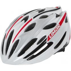 Casco da bici Limar 778 bianco/nero/rosso Tg.L (57-62cm)