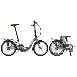DAHON CIAO i7 7-Gang ND moon - 20""