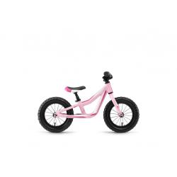 Winora rage 12 bici sz. pedali 17 rosa/bianco/rosa fucsia
