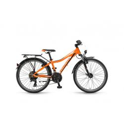 Winora dash 24 21v TX35 17 arancione/bianco/nero